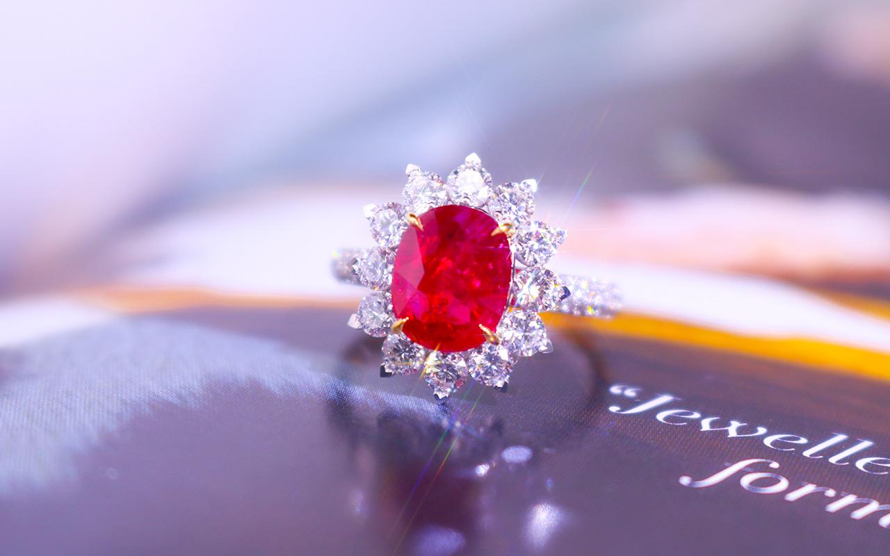 红宝石颜色分级指南(知识篇)