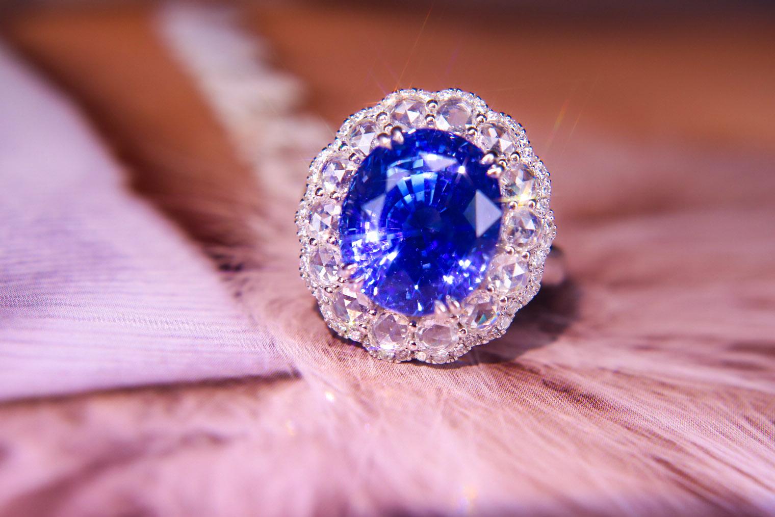 四大名贵宝石之蓝宝石知识小百科