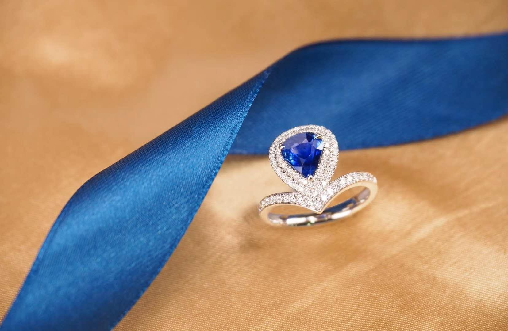1克拉蓝宝石价格如何判定