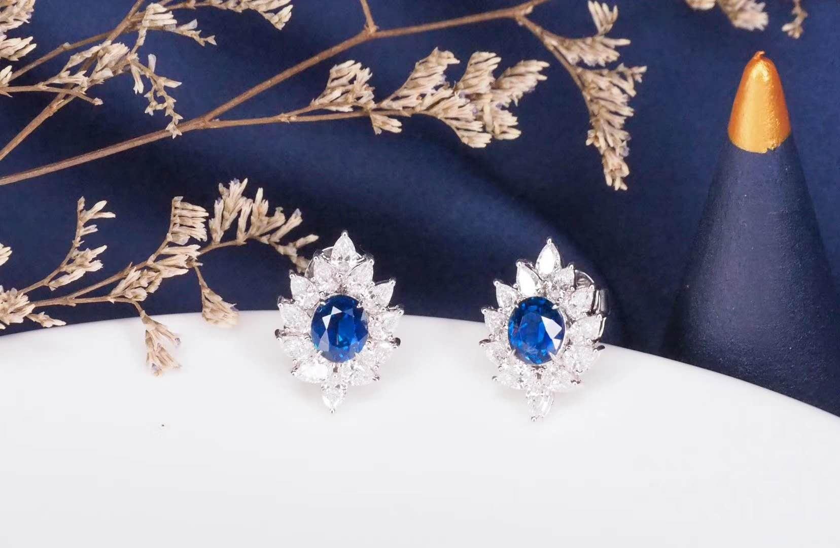 蓝宝石中皇家蓝居然不是最受宠的