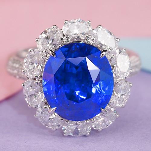 蓝宝石产地不是只有克什米尔