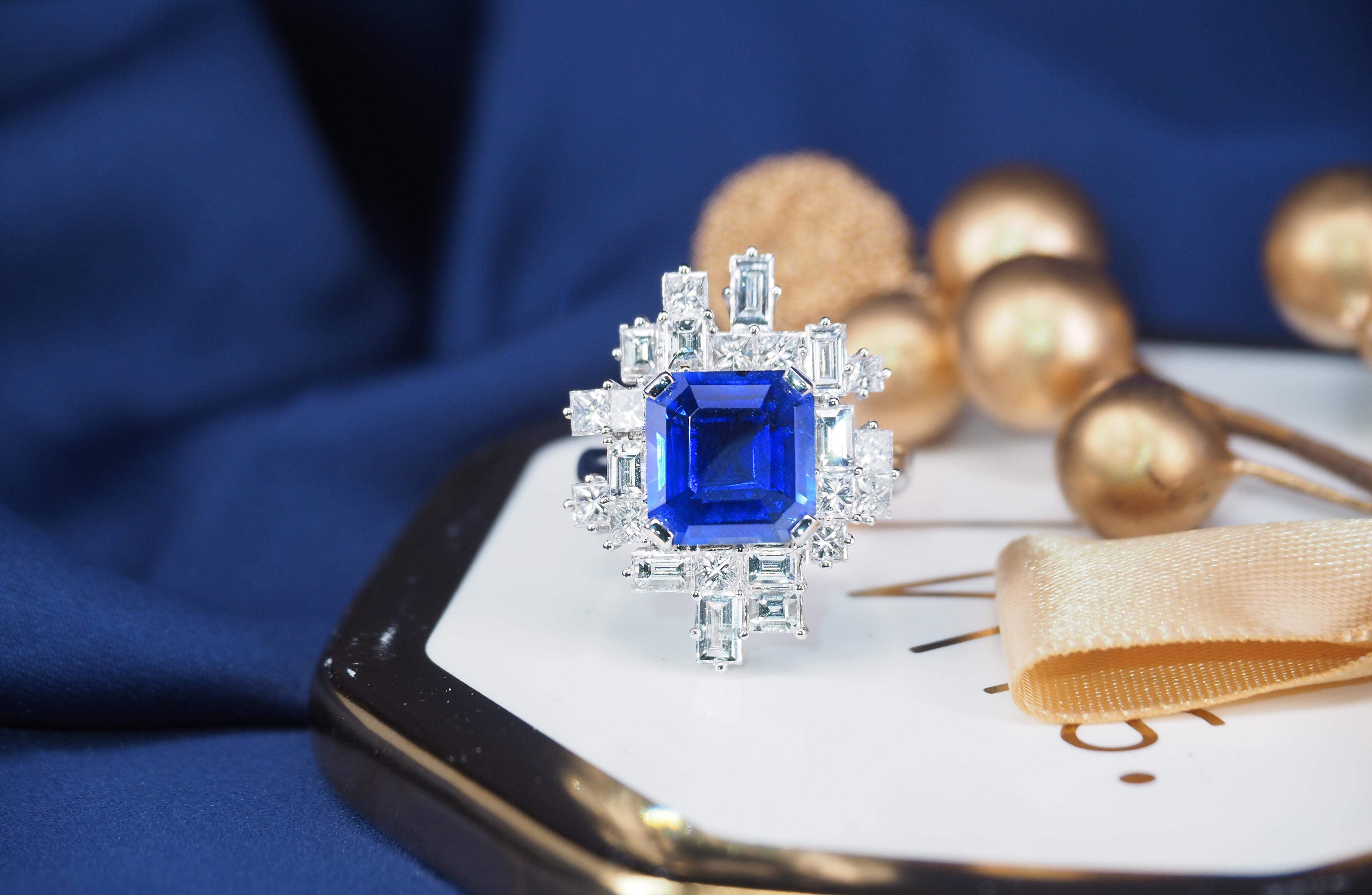 彩色宝石的发掘和鉴别都很不易